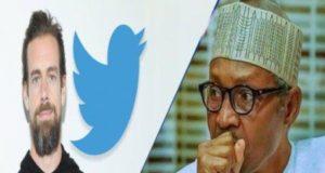 Buhari, Twitter, Ban, Dorsey, #Jack