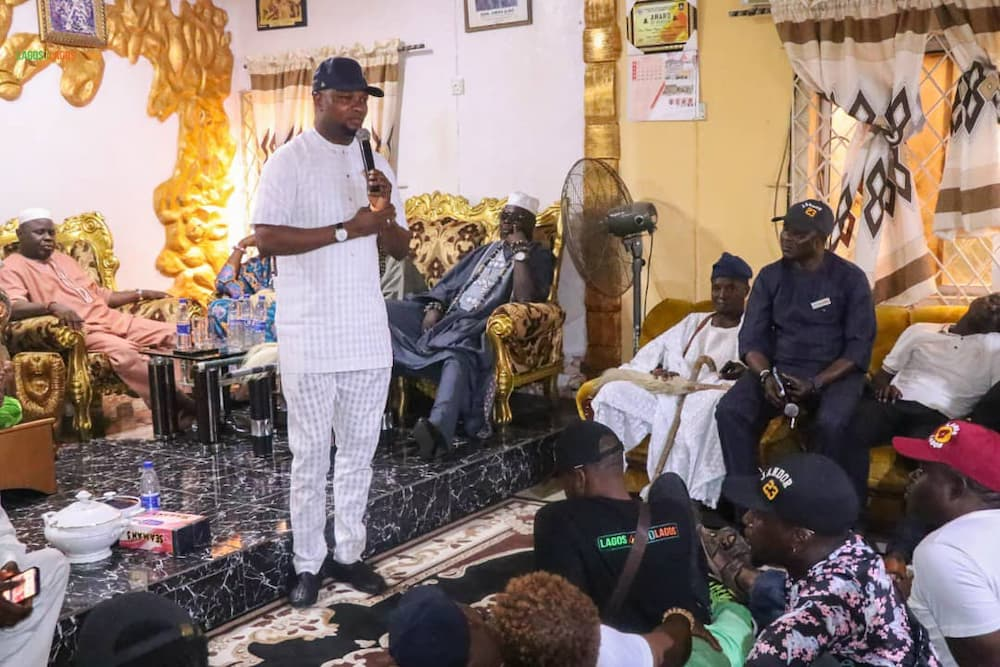 Lagos 2023: They can't circumvent our stride; We'll vote, emerge victorious - Jandor