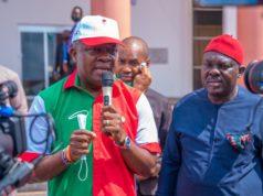 Obiano SSAs, hundreds of APGA members decamp to PDP, endorse Valentine Ozigbo for governor